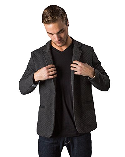 Quilted Sport Jacket - 1