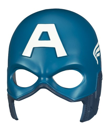 Avengers 37732 Maschera Captain America Amazon It Giochi E