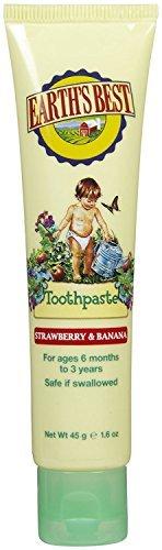 Earth's Best by Jason Toothpaste & Gum Brush, 2 pk
