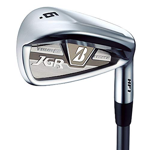 Bridgestone Tour B JGR HF1 Iron Set 2019 Right 6-PW1, PW2 UST Reciol 680 Graphite Stiff