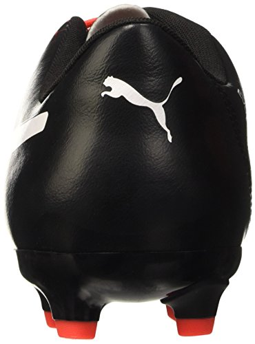 Puma evoPOWER 4.3 Tricks FG - Zapatillas de fútbol Hombre Rot (Red Blast-Puma White Black 03)
