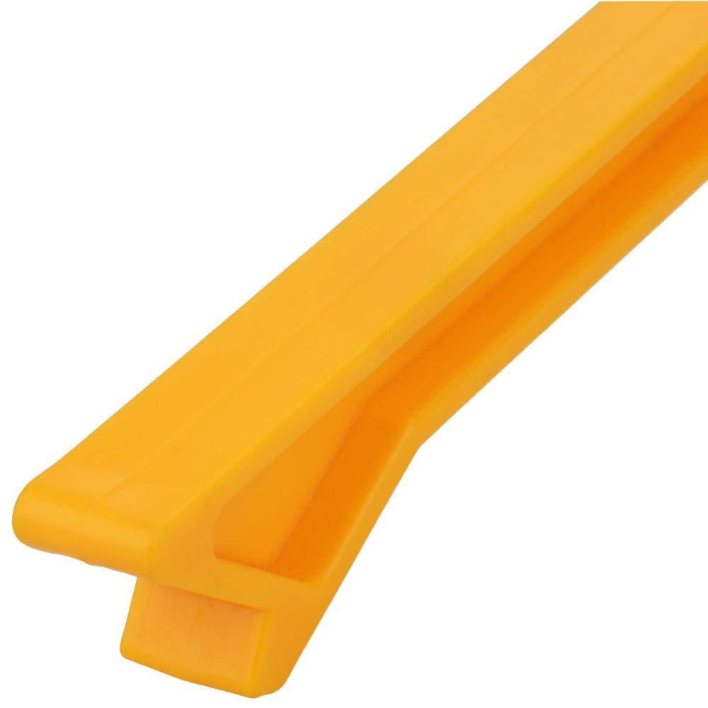 Holzs/äge Push-Sticks f/ür Tischlerarbeitsklinge Sch/ützen Holzarbeiter Sicherheits-Push-Block Magnetischer Push-Stick