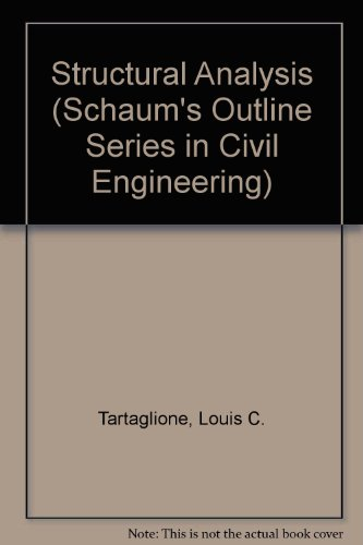 Structural Analysis/Book and 2 Disks (Schaum's Outline Series in Civil Engineering)