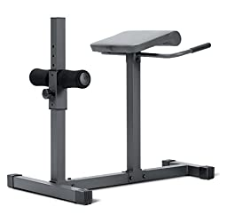 Marcy Adjustable Hyperextension Roman Chair / Exercise Hyper Bench JD-3.1