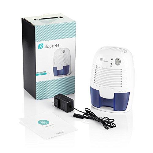 Mini Dehumidifier Portable Closet Dehumidifier 1200 Cubic Feet 150 Sq Ft Compact