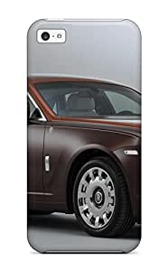 For ZippyDoritEduard Iphone Protective Case, High Quality For Iphone 5c Rolls Royce Skin Case Cover