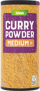 Amazoncom Asda Medium Curry Powder 80g Grocery