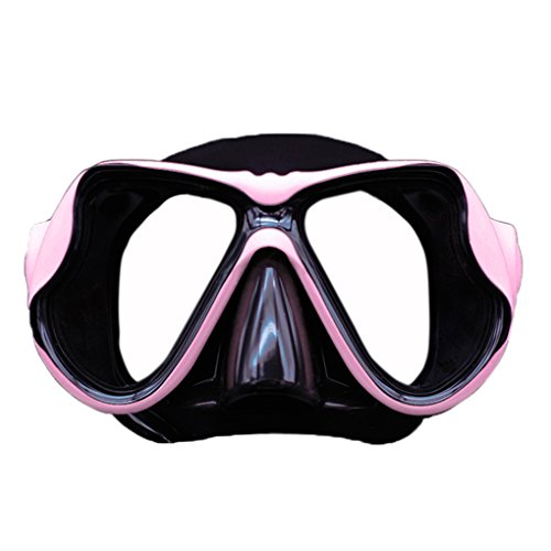 91e9fd560ab3 Adults Youth No Leaking Watertight Anti-fog Swim Dive Snorkel Masks Safety  Glasses Wide Clear Vision Tempered Glass Lens Swimming Goggles Scuba Diving  ...