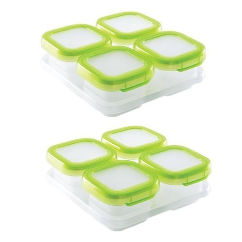 OXO Freezer Storage Containers 4 Ounce