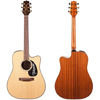 takamine g series eg340sc dreadnought acoustic electric guitar natural musical. Black Bedroom Furniture Sets. Home Design Ideas