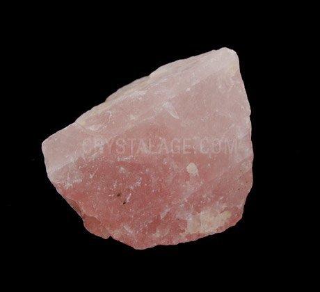 CircuitOffice 1 Piece Rough Rose Quartz (1 - 2), Natural Healing Crystal for Cabbing,Tumbling, Cutting, Lapidary, Polishing, Reiki Crytsal Healing, Metaphysical Healing, Decoration, or Gift