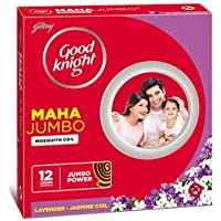 Good knight Mosquito Repellent Lavender Jasmine Coil