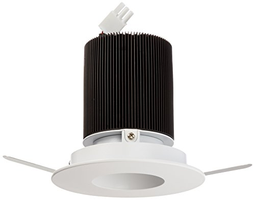 WAC Lighting HR-2LED-T109N-27WT Tesla - LED 2-Inch Open Round Trim with 26-Degree Beam Angle and Warm Light 2700K - Voltage Open Trim
