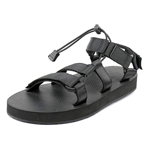 scarpe WFL spiaggia fondo sportivo casual uomo maschile Sandali moda paio marea estate morbido da Nero modelli da wwrfPR