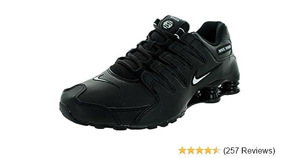 best loved 6b275 3a10e Amazon.com   Nike Men s Shox Nz EU   Road Running