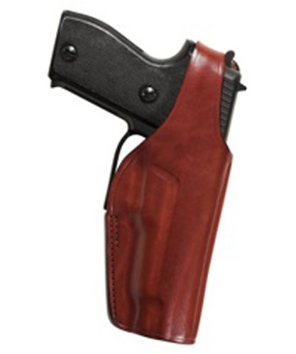 Bianchi 19l Thumbsnap Holster - Bianchi 19L Thumbsnap Holster - Colt Government, Mustang .380 (Tan, Right Hand)