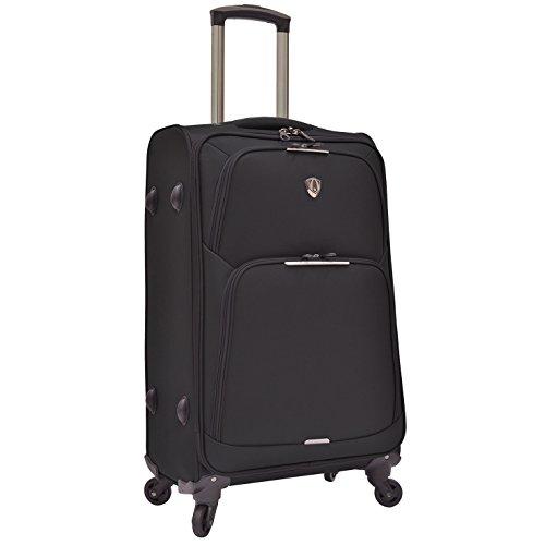 Royal Traveler Leather Garment Bag