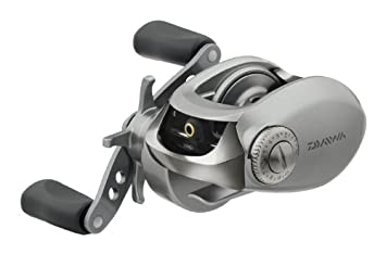 c6f8e1c0c87 Daiwa Laguna 7.1:1 Gear Ratio Baitcast Reel (Right Hand Retrieve), Baitcasting  Reels - Amazon Canada