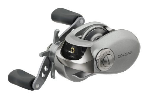 Daiwa Laguna 7.1:1 Gear Ratio Baitcast Reel (Right Hand Retrieve), Outdoor Stuffs