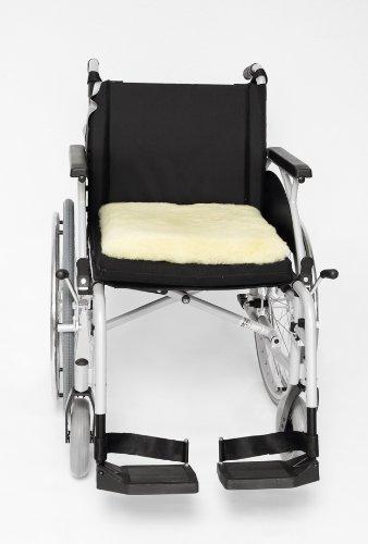 Amazon.com: Silla de ruedas cojín (), diseño de de piel de ...
