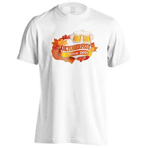 Neues Oktoberfest Bier Herren T-Shirt l916m