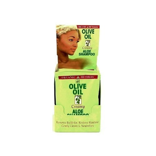 Organic Root Stimulator Olive Oil Glossing Polisher by Organic Root Stimulator