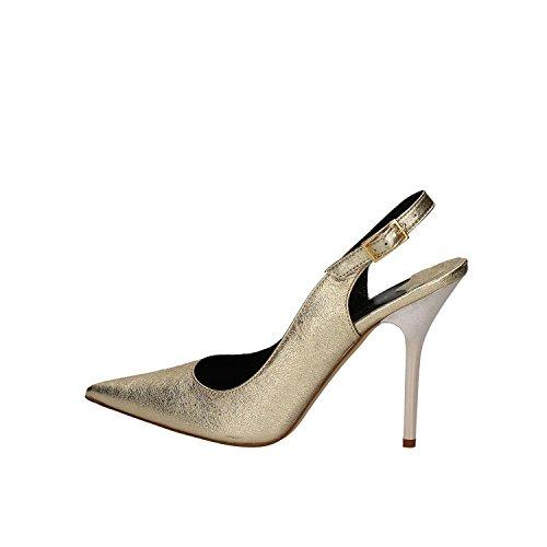 Cafenoir MB612 Sandalen mit Absatz Frauen Platino