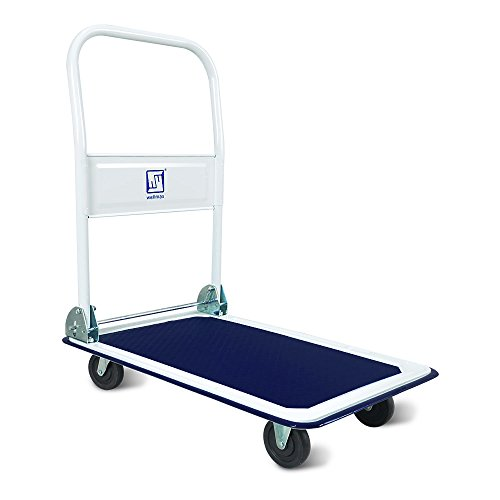 1c1ea5ee17bc Push Cart Dolly by Wellmax | Functional moving platform + hand truck ...