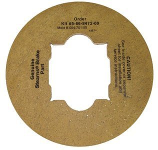 Stearns 5-66-8472-00 566847200 Brake Friction Disc Kit by Replacement Parts