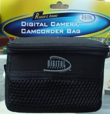 Sakar SC6 Digital Camera//SLR Bag Black