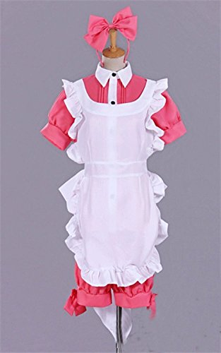Black Butler Alois Trancy Maid Uniform Cosplay Costume Customize Cosplay -