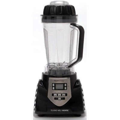 Montel Williams HealthMaster Elite Fruit & Vegetable Blender Emulsifier | 1200W