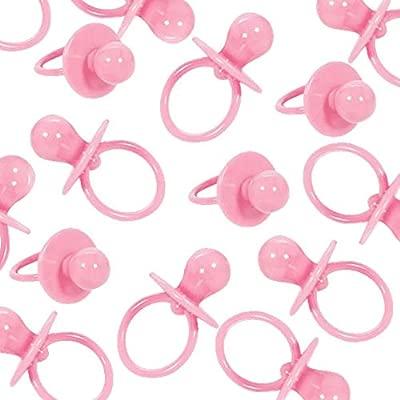 Set de decoración de 8 Piezas * Baby Girl - Chupete Alarma ...