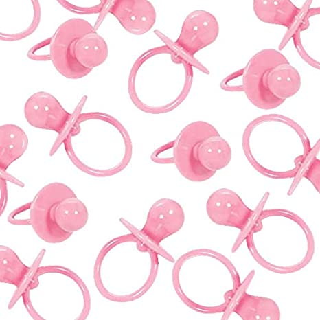 Set de decoración de 8 Piezas * Baby Girl - Chupete Alarma * como ...
