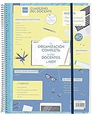 Ahorra en Finocam Cuaderno del Docente - Agenda, 310 x 230 mm y más