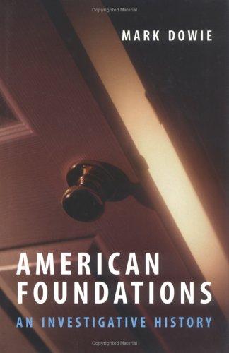 Download American Foundations: An Investigative History pdf epub