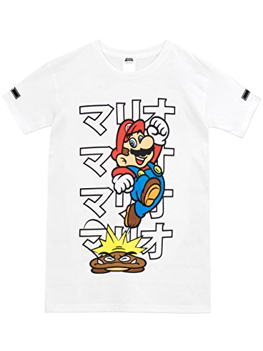 Super Mario Bros Boys Mario T-Shirt 14