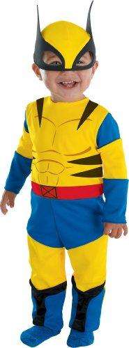 [Wolverine Infant 12-18 Mths] (Baby Wolverine Costume)