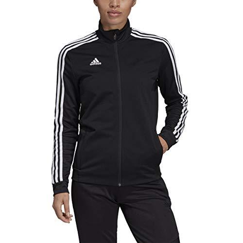 adidas Tiro 19 Training Jacket - Women's Soccer S Black/White ()