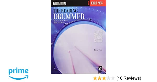 The Reading Drummer (Reading: Drums): Dave Vose