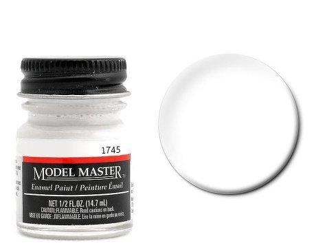 Insignia White Enamel Paint .5 oz bottle FS17875 by Testor Corp.