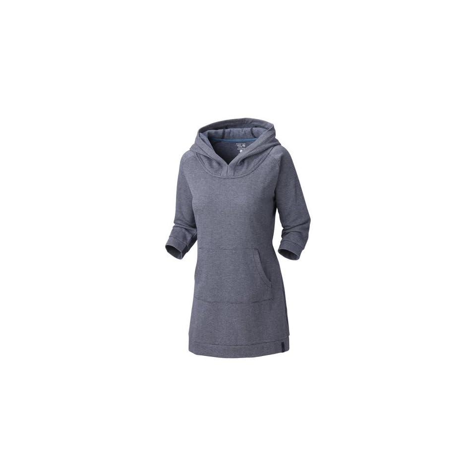Mountain Hardwear Women's Lampira Tunic Dress PURPLE XS Sports & Outdoors