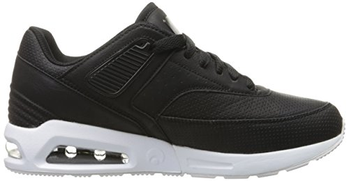 Zapatos Osiris Lucian Negro-Charcoal-Blanco (Eu 45 / Us 11 , Negro)