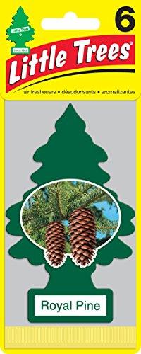 076171101013 - Car Freshener 50101 Little Tree Air Freshener-Royal Pine carousel main 1