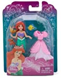 Ariel: Disney Princess Favorite Moments Figure Doll - Colors May Vary