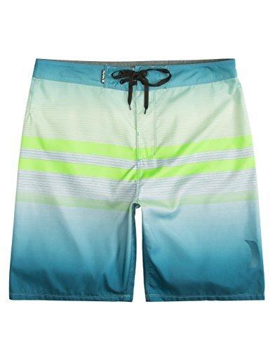 "Hurley Men's Southswell 21"" Boardshorts Legion Blue Swimsuit"