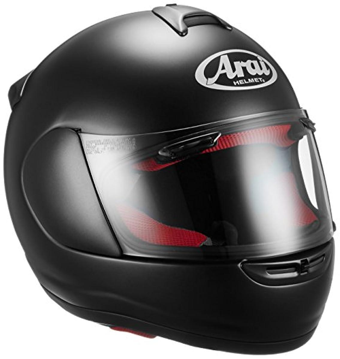 [해외] 아라이 오토바이 헬멧 풀 페이스 HR-INNOVATION 플랫 블랙 M 머리위 57CM~58CM