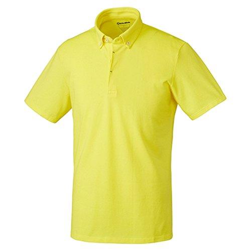 テーラーメイド Taylor Made 半袖シャツ?ポロシャツ ストレッチ テイラード ピケ半袖ポロシャツ