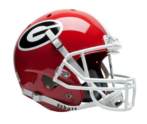 Georgia Bulldogs Schutt XP Full Size Replica Helmet