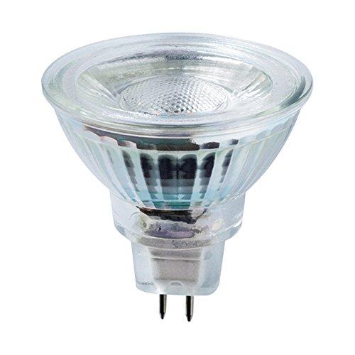 Laes Bombilla Dicroica LED GU5.3, 5 W, Blanco, 50 X 48 mm: Amazon.es: Iluminación